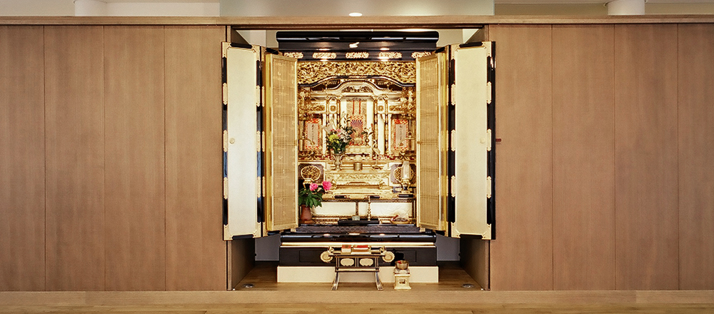 名古屋乗西寺 お墓と納骨堂